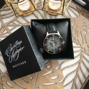 Men's Christian Audigier Wristwatch